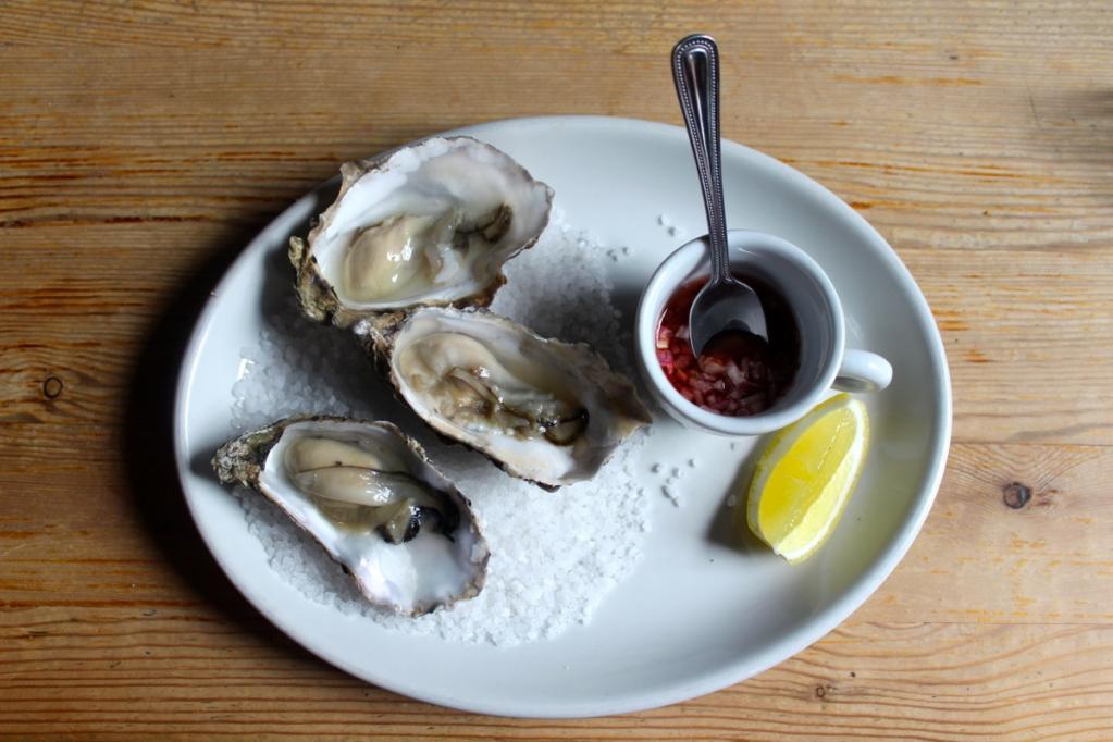 Paul Macphail Edinburgh Restaurant